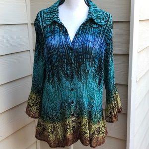 Dressbarn blouse  size 3X